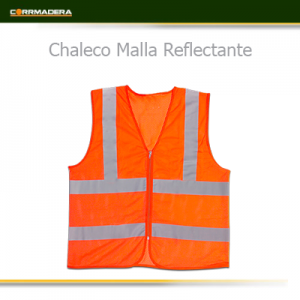 reflectante chaleco