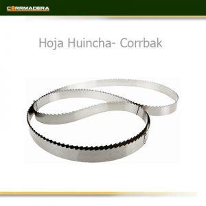 Hoja HuinchaCorr