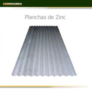 Plancha Zinc