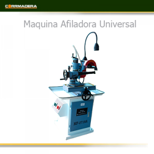 Maquina Universal Afiladora
