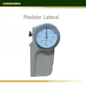 Medidor en lateral