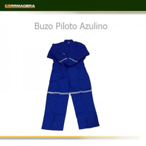 Overall Azul