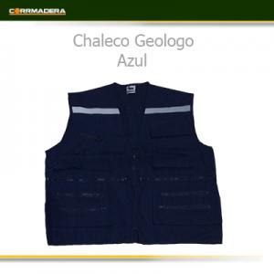 geologo Azul